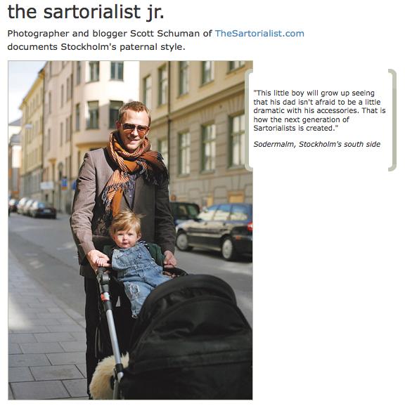Sartorialistjr